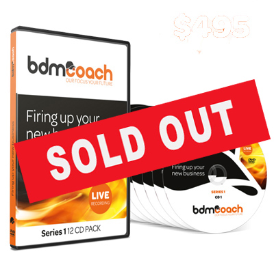 Firing Up New Business SOLD OUT
