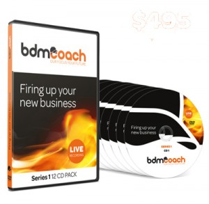 Firing Up Your New Business CD Training