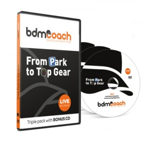 From Park to Top Gear CD Training