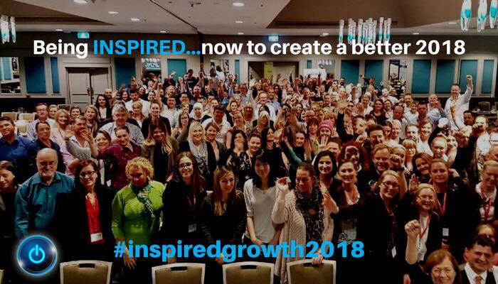 2018 Inspired Growth Conference