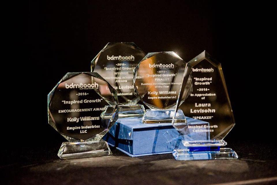 Inspired growth awards 2016