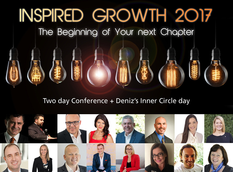 2017 Inspired Growth BDM Property Management Conference Australia