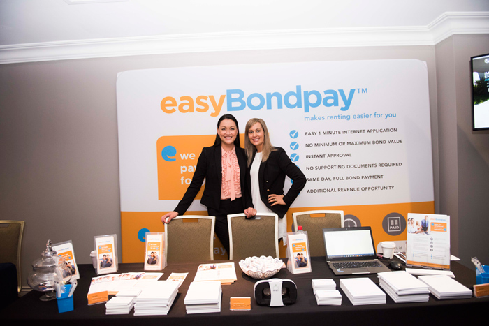 Leanne & Katie from EasyBondPay