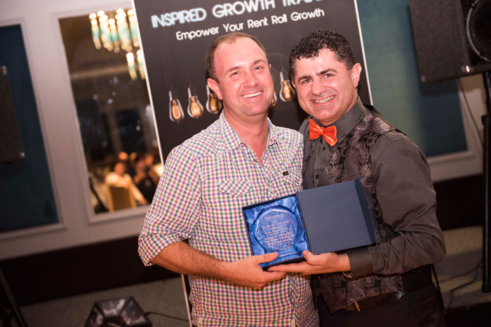 Executive Support Legend Award – Jason Wright – Ray White Commercial, North Coast Central