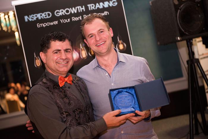Executive Support Legend Award – Michael Sanz - Neesh Property