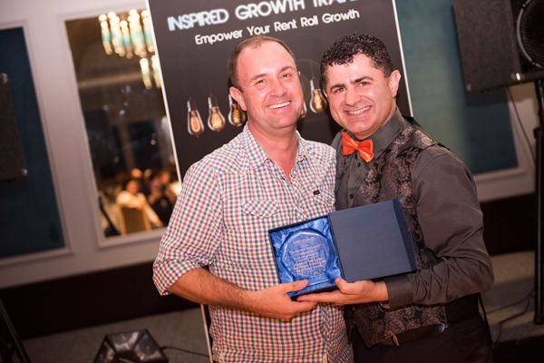 Executive Support Legend Award – Jason Wright – Ray White Commercial