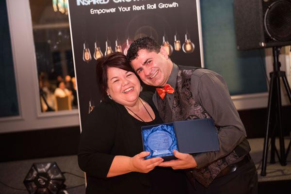 Inspirational Achievement Award – Julie Collins – First National, Toronto & Morisset