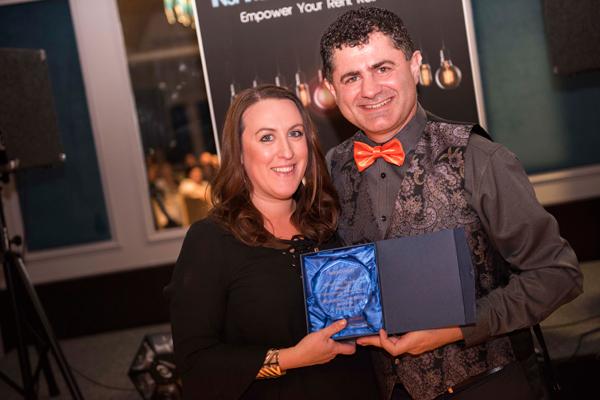 Inspirational Achievement Award – Shashana McNicol - Mack Hall Real Estate