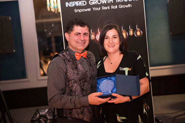 Inspired Growth – Winner – Facilitation & Implementation Award – Simone Curley – Love Real Estate, Thornbury