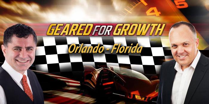 Geared For Growth Orlando Florida USA