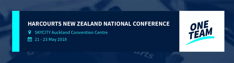 2018 Harcourts New Zealand National Conference