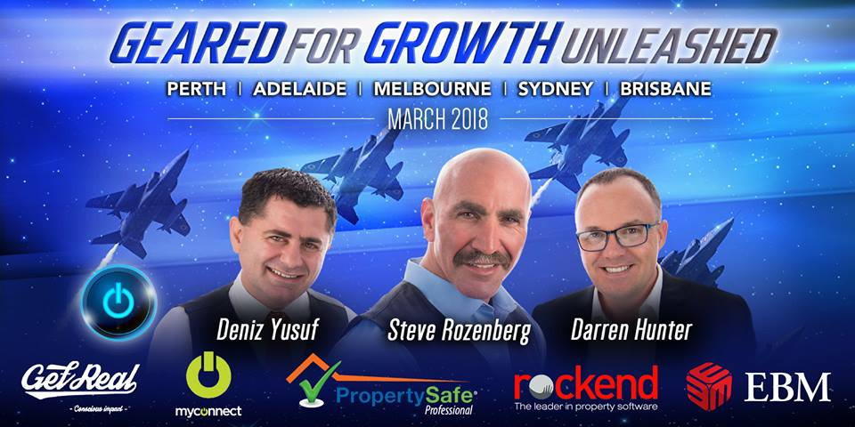 Geared for Growth 2018